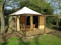 Ocean dream 2/4 personnes au glamping Camping Les Moulins à La Guérinière Pays de la Loire