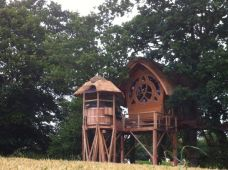 Cabane hutte
