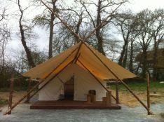Tente western exterieur