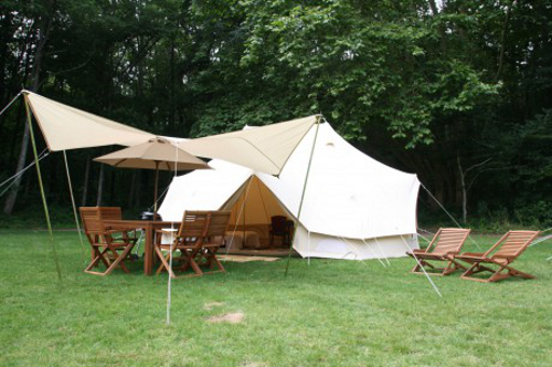 glamping le br vedent calvados 14 en basse normandie glamping en france. Black Bedroom Furniture Sets. Home Design Ideas