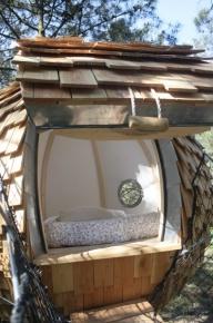 Lov'nid au glamping Dihan à Ploemel en Bretagne