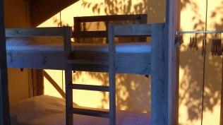 Chambre Tente Lodge au Glamping at Montazellis à Alignan du Vent en Languedoc-Roussillon