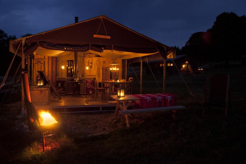 glamping sartilly manche 50 en basse normandie glamping en france. Black Bedroom Furniture Sets. Home Design Ideas