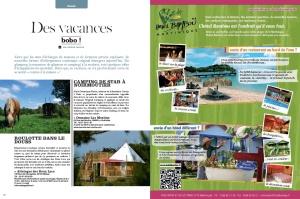 Article Magazine Arc-En-Ciel juillet-aout 2014