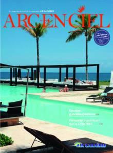 Magazine Arc-En-Ciel juillet-aout 2014